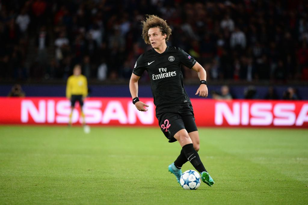 Un très bon début de saison pour David Luiz