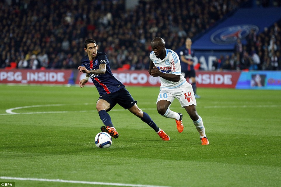 Salomon verrait bien Lassana Diarra au PSG