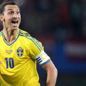Euro 2016 - Zlatan Ibrahimovic logiquement sélectionné avec la Suède