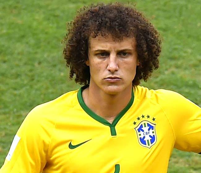 David Luiz n'est plus noté comme Portuguais sur le site de la LFP, seulement Brésilien