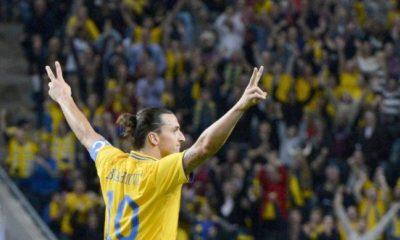 Zlatan Ibrahimovic inscrit un super doublé et la Suède se qualifie pour l'Euro 2016