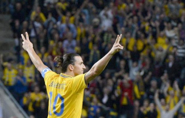 Un club choinois aimerait attirer Zlatan Ibrahimovic