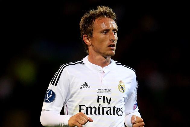 LDC - Real / PSG, Modric touché face à Las Palmas est incertain
