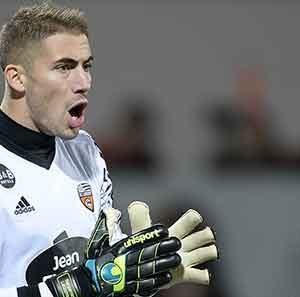 "CDF - Lorient / PSG, Benjamin Lecomte ""Ce sera très intense"""