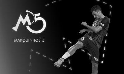 Marquinhos lance sa propre marque