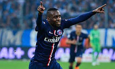 """Jouer au PSG, synonyme de """"tout gagner"""" pour Matuidi"""