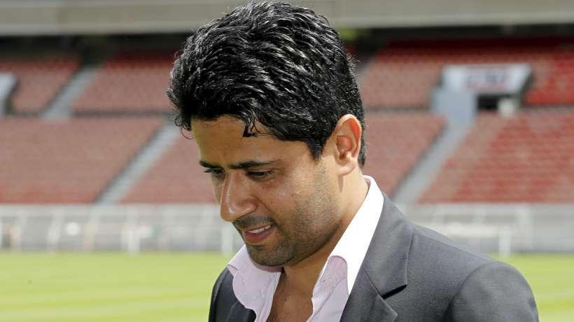 """Nasser Al-Khelaïfi """"Le Parc des Princes est ouvert à tout le monde à condition qu'on respecte les règles"""""""