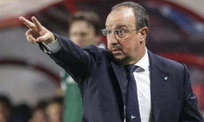 Rafael Benitez limogé en cas de contre performance face au PSG ?
