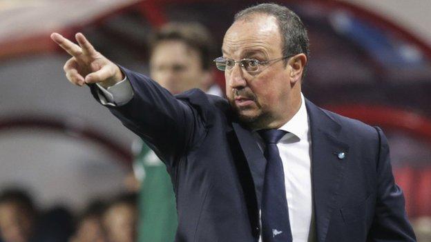LDC - Benitez en difficulté avec le Fisc avant de recevoir le PSG