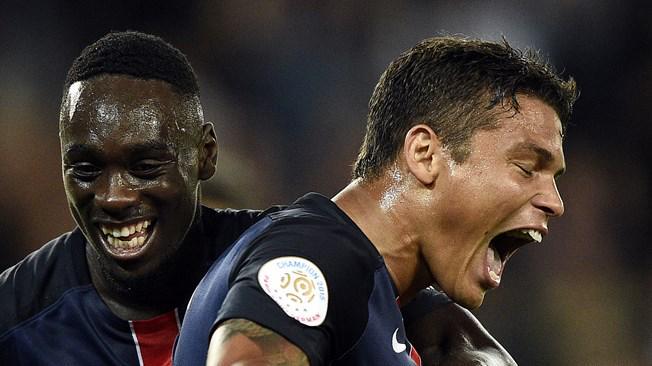 """Silva """"maintenant au PSG, c'est le meilleur groupe avec lequel j'ai joué"""""""