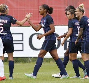 Féminine - PSG / OL sur Eurosport