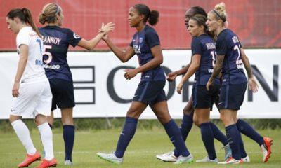 """UWCL - Anja Mittag revient sur la victoire du Paris Saint Germain, un """"résultat positif"""""""