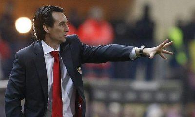Unaï Emery (FC Séville) serait en discussion pour entraîner le PSG, selon L'Equipe
