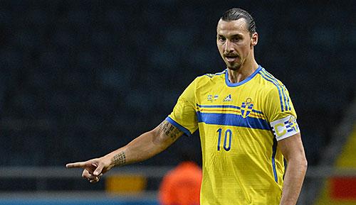 """Roustan estime que la qualification de la Suède va """"motiver Ibra comme un bison jusqu'à la fin de la saison"""""""