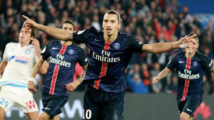 SMC - PSG, le flops/tops de la mi-temps: Zlatan est de retour!