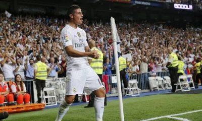 """Mercato - James Rodriguez """"je vais rester au Real Madrid, je vais triompher ici"""""""