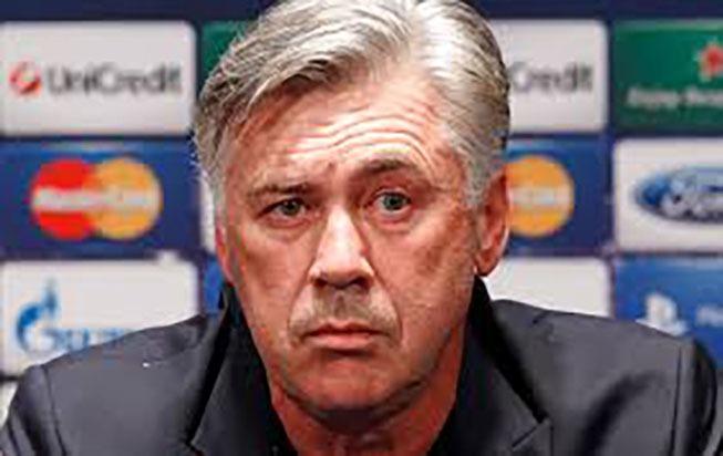 """Anciens - Ancelotti: le PSG """"voulait gagner...mais il n'avait pas encore la mentalité"""""""