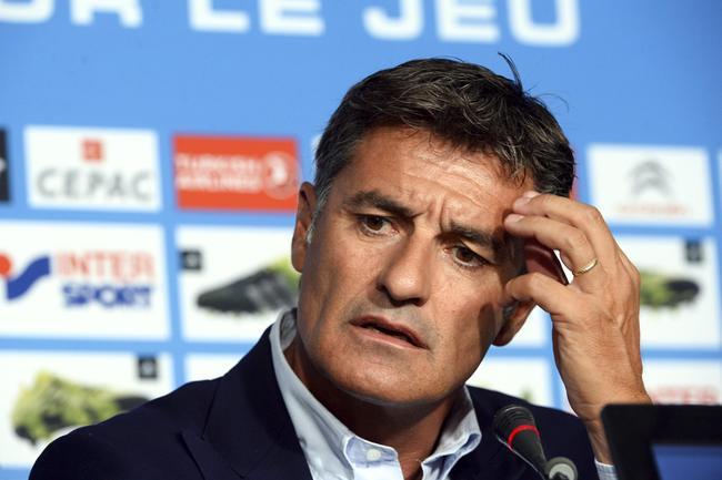 """Ligue 1 - Michel parle à ses joueurs Twitter """"points et prestige"""" sont """"mis en jeux"""""""