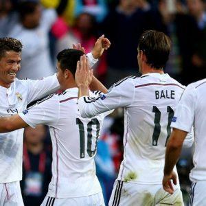 LDC - Des retours, mais toujours des absents pour le Real Madrid