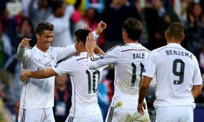 PSG/RM - Le groupe madrilène, sans Bale, Benzema et James