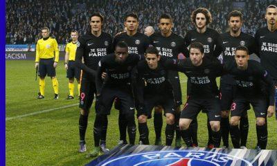 Le PSG ne commercialisera pas le maillot « Je suis Paris »