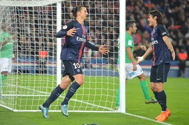 Zlatan Ibrahimovic de retour, meilleur buteur et 2e passeur de Ligue 1, mais déçoit encore en LDC