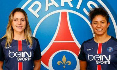 Féminines - Erika et Cristiane ne rejoindront pas leur sélection pour participer au tournoi de Natal