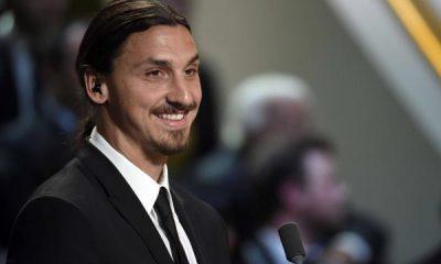 Zlatan Ibrahimovic va participer au dernier concert des Enfoirés selon Gala