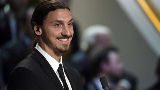 """Zlatan Ibrahimovic : la Ligue des Champions """"a peur"""" de lui, la gagner """"ça ferait trop"""""""