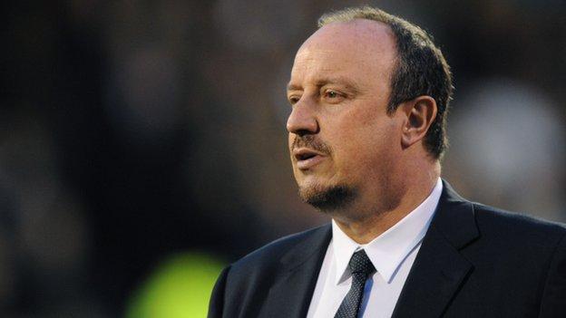 """LDC - Benitez fait le point sur les blessures et """"la qualité du PSG, personne ne peut la remettre en cause"""""""