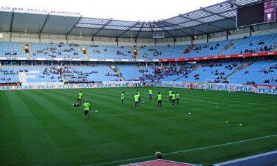 LDC - Incident entre supporters Suédois et Parisiens