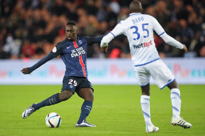 Laurent Blanc Paris aussi a des jeunes joueurs qui sont très bons
