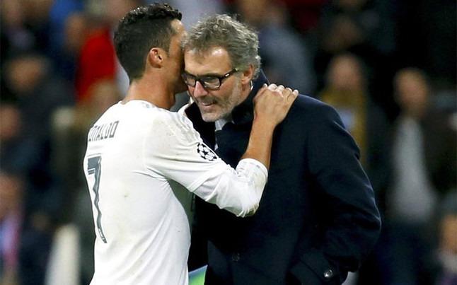Ronaldo raconte son geste d'amitié envers Blanc,et écarte l'argument de la provocation