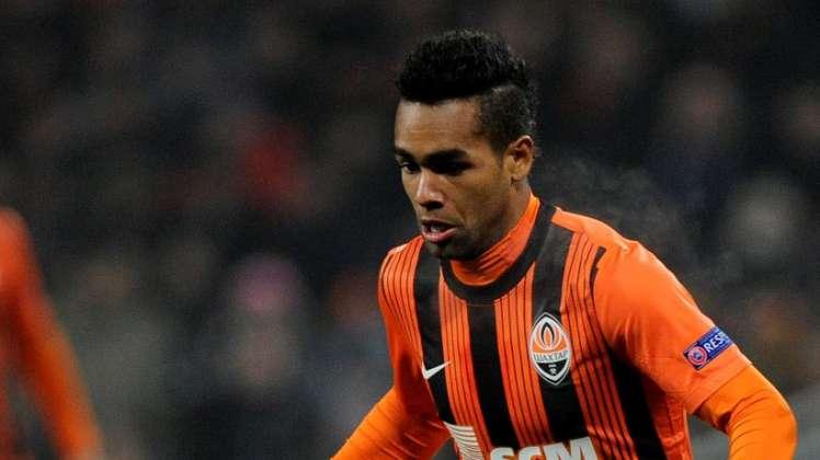"""Le joueur du Shakhtar Donetsk, Alex Teixeira affirme que le PSG a """"fait une proposition"""""""
