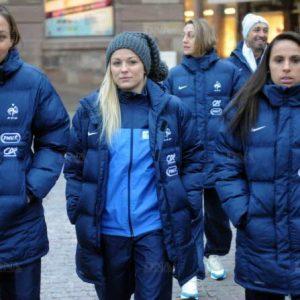 Les joueuses du PSG largement représentées avec les Bleues