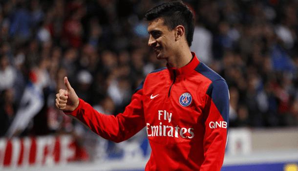 """Goal: """"Javier Pastore s'est entraîné normalement"""", mais devrait être forfait contre Saint-Etienne"""