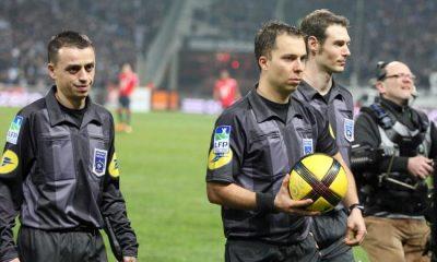 PSG/Lorient - L'arbitre du match sera Johan Hamel, aucun signe pour Paris