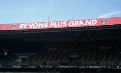 """PSG / Troyes - Le PSG met en place l'opération """"Rêvons ensemble"""" pour la Fondation"""