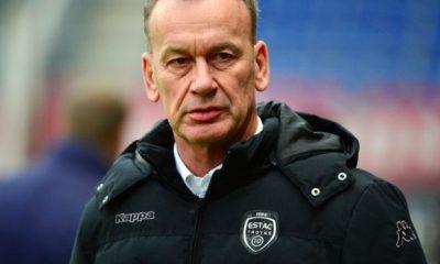 Ligue 1 - Furlan limogé de son poste d'entraîneur de Troyes