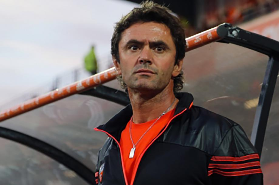 Ligue 1 - L'entraîneur Sylvain Ripoll licencié par le FC Lorient