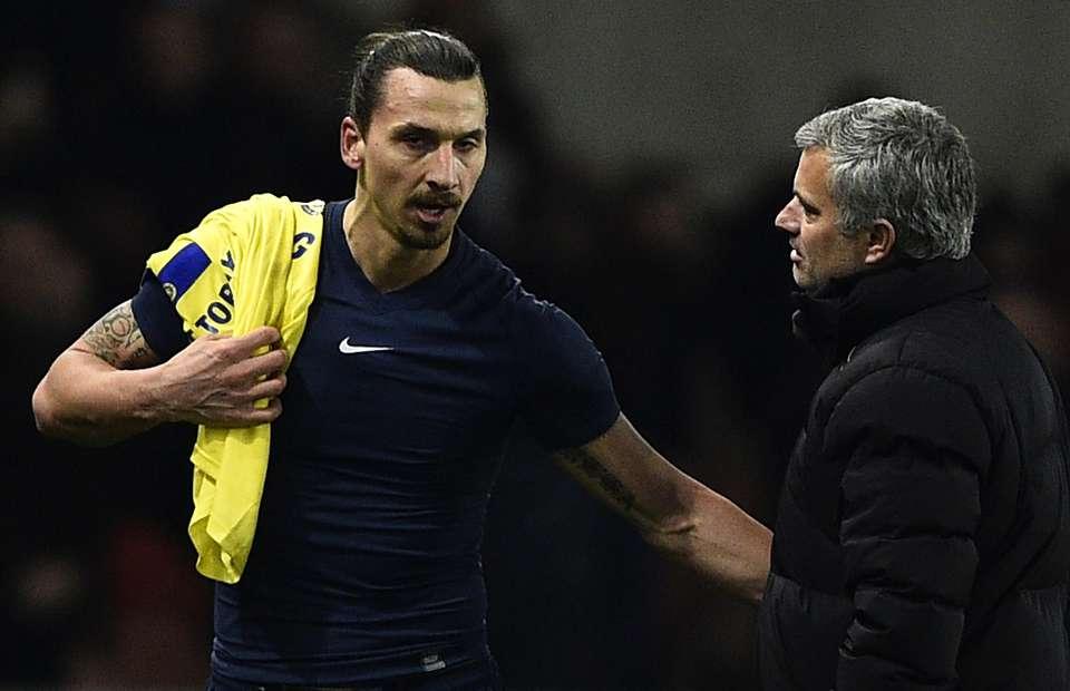 "Anciens – Mourinho ""incroyable"" que Zlatan Ibrahimovic n'ait jamais eu le Ballon d'Or"