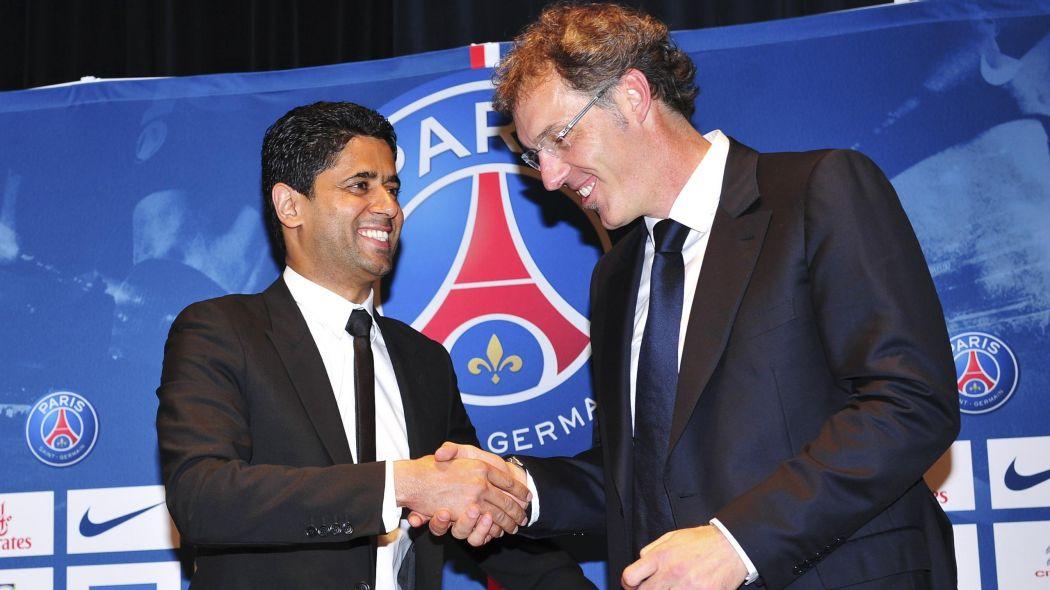 """Troyes / PSG - Nasser Al-Khelaïfi """"merci à tout le monde"""", """"on doit rester concentré"""""""