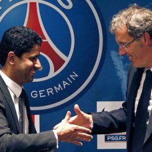 """Hermant """"Nasser Al-Khelaïfi va continuer avec Laurent Blanc"""""""