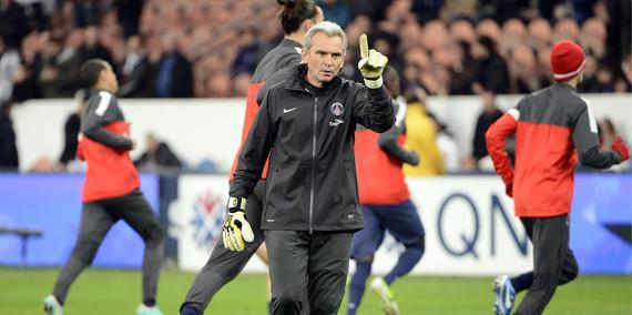 Anciens - Gilles Bourges dans le staff du FC Metz