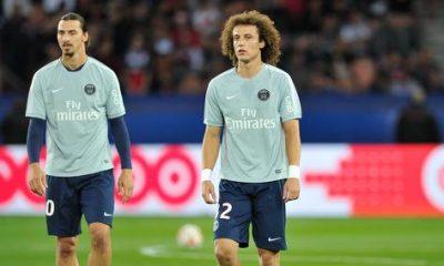 David Luiz pourrait être apte pour le déplacement dans le Chaudron