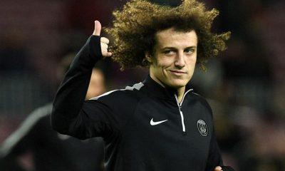 """David Luiz """"on grandit chaque jour"""", """"devoir convaincre c'est la logique des choses"""""""