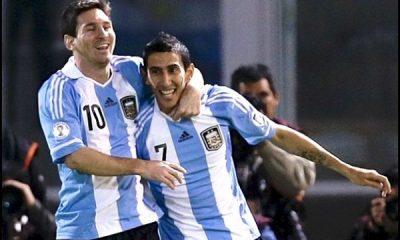 Copa America - Di Maria titulaire lors de la finale Argentine / Chili, selon Olé