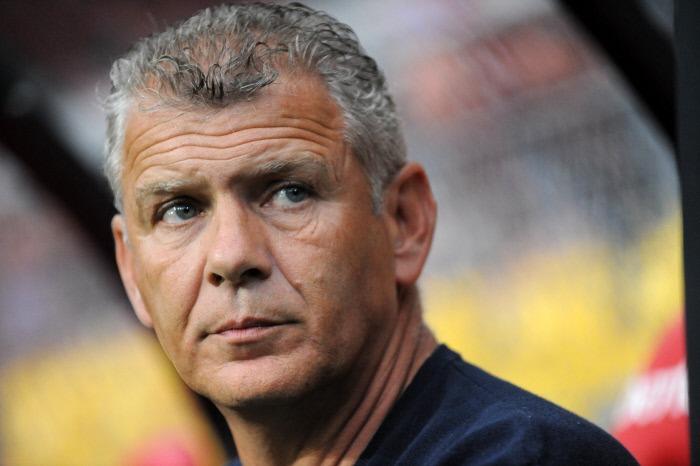 """Caen/PSG - Garande """"J'attends qu'on se serve des deux derniers matchs contre Paris"""""""