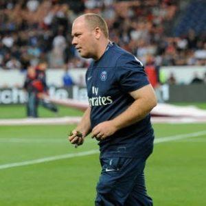 Jonathan Calderwood encore récompensé, cette fois par l'UEFA et pour le stade Georges-Lefèvre