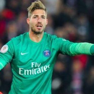 """Frédéric Gouaillard """"Trapp reste le numéro 1"""" au PSG, Areola pas encore prêt"""